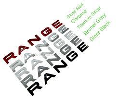 holden logo vector gloss black bonnet lettering for range rover evoque dynamic