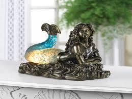 mermaid lamp wholesale mermaid lamp blue and bronze u2013 modern