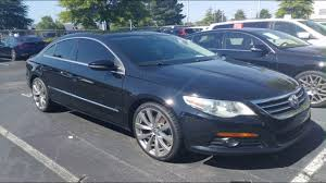 volkswagen sedan 2010 2010 deep black metallic volkswagen cc 4d sedan 5038a youtube