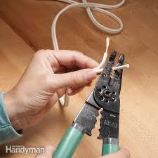 fix a lamp cord family handyman