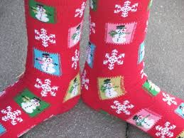 9 best sock exchange images on pinterest christmas crafts