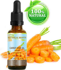 amazon com carrot seed oil 100 natural cold pressed carrier