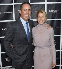 Jerry Seinfeld Halloween Costume Jerry Seinfeld Shines Fatherhood Lunch Charity Founded