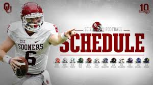 football favors oklahoma sooners future football schedule not doing them any