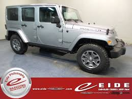 jeep rubicon 4x4 4 door 2017 jeep wrangler unlimited rubicon 4x4 suv for sale in bismarck
