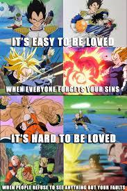 Funny Dbz Memes - 2deep dragon ball know your meme