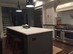 wall color black fox by sherwin williams cabinets and molding are