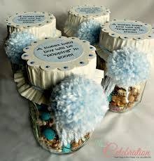 jar favors popcorn baby mix in a jar shower favor miss celebration