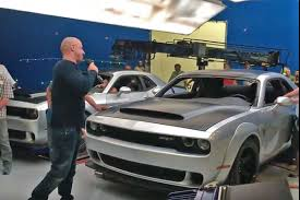 fast and furious 8 cars is that the dodge challenger demon in this vin diesel fast