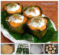 de cuisine thailandaise แจกส ตร ห อหมกปลากราย ส ตรอาหาร จานโปรด thaifood