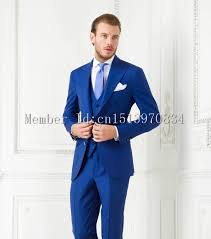 costume mariage homme bleu homme mariage bleu