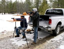 Shooting Bench Rest For Sale Hitch Mounted Shooting Bench The Firearm Blogthe Firearm Blog