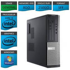 ordinateurs dell bureau dell optiplex 7010 le meilleur ordinateur de bureau reconditionné