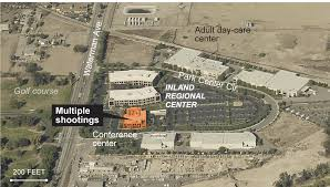 Chicago Shootings Map by Shooting In San Bernardino What Happened Where La Times