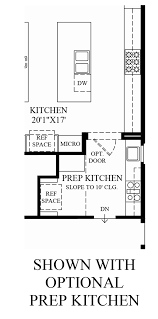 Kitchen Floorplans Toll Brothers At Hidden Canyon Marbella Collection The Cassis