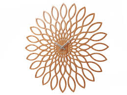 karlsson oversized 60cm sunflower wall clock u0026 reviews wayfair co uk