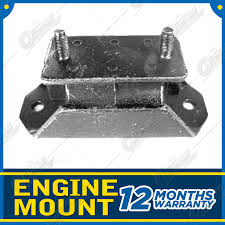 rear engine mount for holden rodeo ra 6ve1 6ve1 3 5l 11 02 08 auto