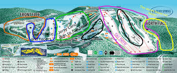 Breckenridge Map Seven Springs Pa Honest Trail Map Skiing