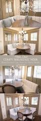 Table Round Glass Dining With Wooden Base Breakfast Nook by Furniture Kitchen Corner Nook With Storage Kitchen Nook Table