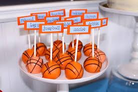 basketball party ideas kara s party ideas basketball 1st birthday party planning ideas