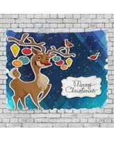 deal alert popcreation merry christmas wall tapestry xmas beauty