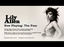 lily allen the fear official audio youtube