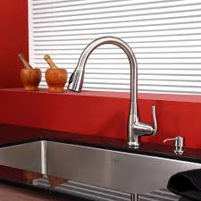 kitchen fabulous red kitchen faucet waterstone faucets u201a moen