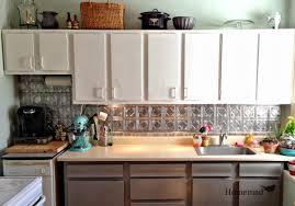 tin tiles for backsplash in kitchen kitchen tin tile backsplash armstrong ceilings residential