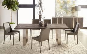 brushed nickel dining table brushed nickel dining table dining room ideas