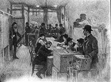 image bureau de vote isoloir wikipédia