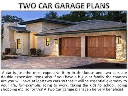 get optimal garage plans