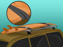 how to carry surfboards on the roof of a vehicle 7 steps