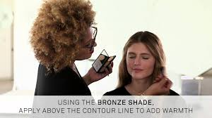shapematters contouring for heart shaped faces youtube