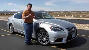 lexus ls 460 v8 2014 lexus ls 460 review youtube