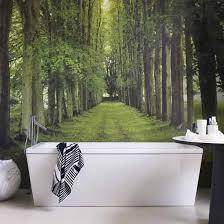 Trompe L Oeil Wallpaper To Da Loos Trompe L Oeil Bathroom Walls