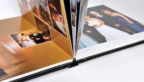 wedding photo album books flush mount wedding albums vs photo books