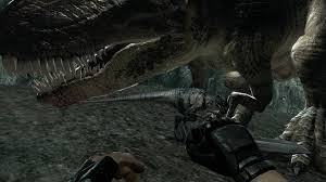 Death Valley Map Turok Glitch Death Valley Map I U0027ve Glitched Giganotosaurs Youtube