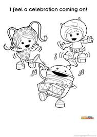 team umizoomi print free coloring pages art coloring pages