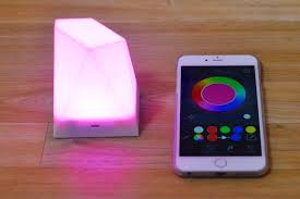 light app for iphone review dotti and notti are fun iphone controlled smart lights within