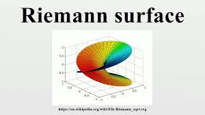 riemann surface youtube