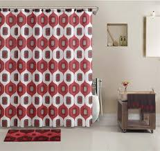 gorgeous bathroom sets with shower curtain and rugs and creative