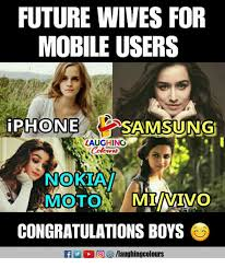 Iphone Users Be Like Meme - future wives for mobile users iphone a samsung laughing coloiwrs
