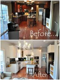 how to lighten dark cabinets without painting how to brighten a dark kitchen with paint trendyexaminer