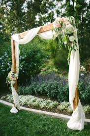 cheap wedding arch wedding arch decorations fabric pink ideas for church