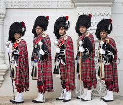 shree muktajeevan pipe band are the hindu pipers of north london
