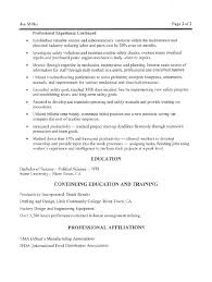 Maintenance Supervisor Resume Sample by Sample Resume Maintenance With Keyword It Resume Samples For