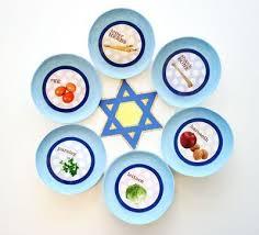 sedar plates david seder plate step ideas for kids to make seder plates