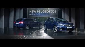 new peugeot new peugeot 308 augmented technology 2018 youtube