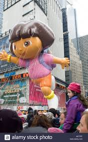 the explorer balloon at the 2005 macy s thanksgiving day