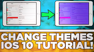 iphone themes that change everything how to change the colour theme filter of your iphone ipad ios 10